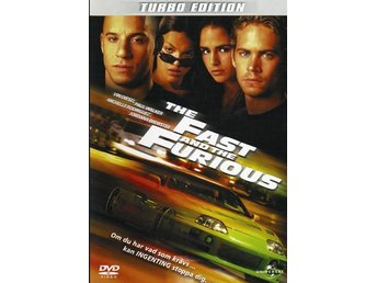 The Fast and the Furious - Turbo Edition (Vin Diesel, Paul Walker)