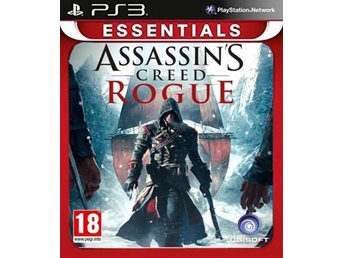 Assassins Creed: Rogue - Essentials - Playstation 3 - Varberg - Assassins Creed: Rogue - Essentials - Playstation 3 - Varberg