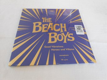 the Beach Boys Good Vibrations Record Store Day 2011 78 rpm sealed!