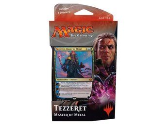 Magic the gathering, Aether Revolt Planeswalker Deck, Tezzeret!