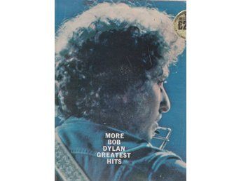 Bob Dylan: More Bob Dylan Greatest Hits - dubbel-LP
