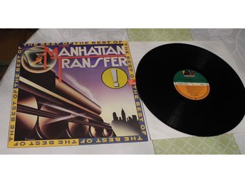 The Manhattan Transfer LP The Best Of