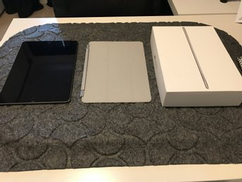 iPad Air 2 - Space Gray - 64 GB - Wifi + Cellular (Mobil)