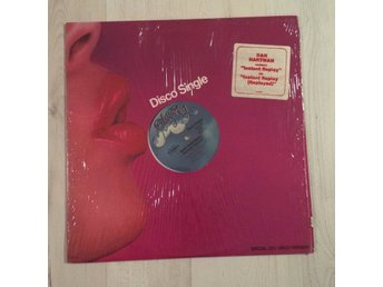 "DAN HARTMAN - INSTANT REPLAY. (NM 12"")"