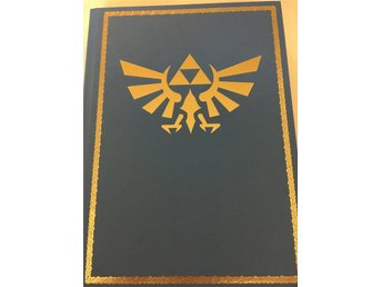 The legend of Zelda skyward Sword collectors edition guide