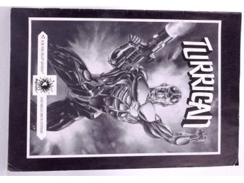 Turrican (Manual) -  - NTSC (USA)