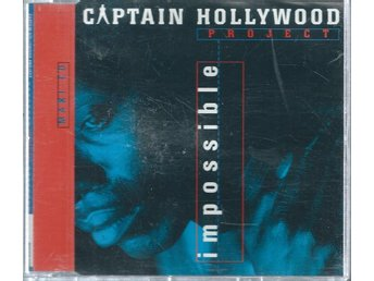 CAPTAIN HOLLYWOOD PROJECT - IMPOSSIBLE  (CD SINGLE )