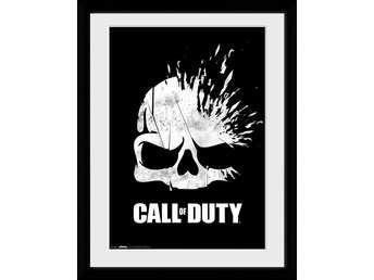Tavla - Spel - Call of Duty Logo Skull