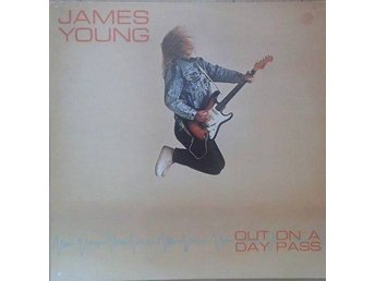 James Young titel* Out On A Day Pass* Swe LP