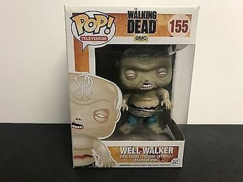 Walking dead funko pop! Well Walker
