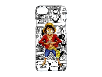 One Piece Monkey D Luffy iPhone 8 Skal