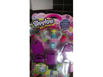 Shopkins Season 2 (pack of 5)