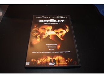 DVD-film: The Recruit - Uppdraget (Al Pacino, Colin Farrell)