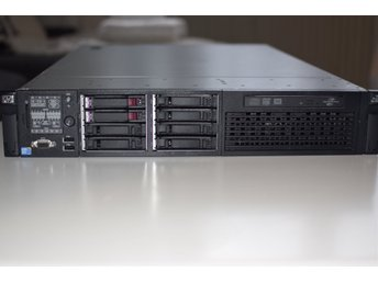 HP DL380 G7, 2x E5649 (12 core/24t), 32GB ram