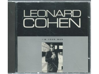 LEONARD COHEN - I´M YOUR MAN