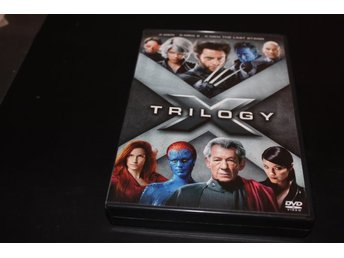 Dvd-box: X-Men Trilogy