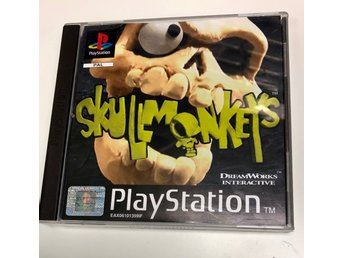 Skull Monkeys - Play Station 1 (PAL PS1)