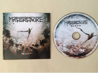 "MASTERSTROKE "" SLEEP"", FINLAND 2007, DEATH METAL"