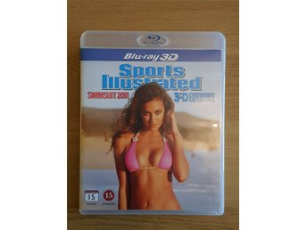 Sports Illustrated Swimsuit 2011 The 3-D Experience Blu-Ray 3D