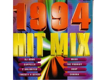 1994 Hit Mix / Samlings-CD