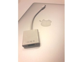 Display Adapter / omvandlare Macbook Apple -  VGA