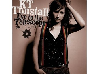 KT TUNSTALL: Eye to the Telescope 2004 (Debut) CD