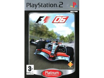 PS2 - Formula One 06 (Beg)
