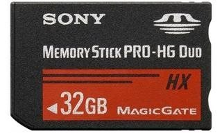 Sony Memory Stick Pro-HG Duo HX 50MB/s 32GB