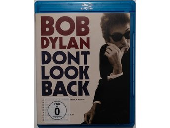 Bob Dylan Dont Look Back Blu-ray