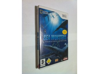 Wii: Sea Monsters: A Prehistoric Adventure