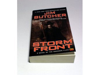 Storm front - Jim Butcher - 2000 - The Dresden Files - del 1
