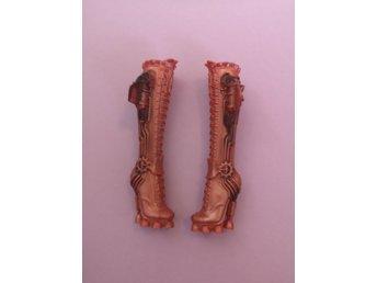 Monster High Robecca boots skor Lagoona (411008822) ᐈ Köp