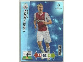 MASTER -CHRISTIAN ERIKSEN  -CHAMPIONS LEAGUE 2012-2013