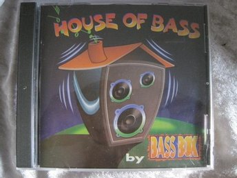 HOUSE OF BASS - By bass box - CD