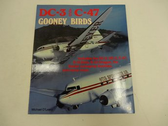 DC-3 and C-47 gooney birds