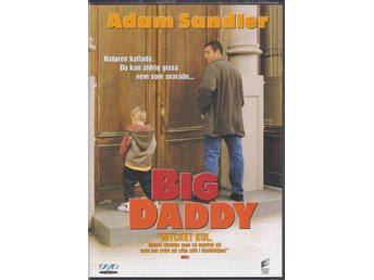 Big Daddy - Adam Sandler, Joey Lauren Adams - Sjögestad - Big Daddy - Adam Sandler, Joey Lauren Adams - Sjögestad