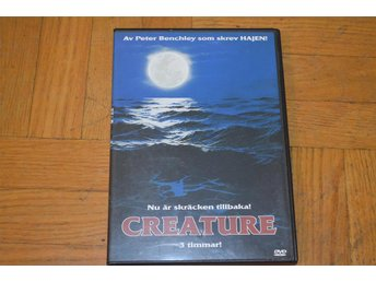 Creature ( Peter Benchley Craig T Nelson Kim Cattrall ) DVD