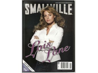 Smallville Magazine # 26 Cover B NM Ny Import REA!