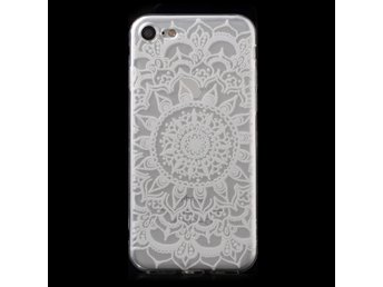"iPhone 7 4,7"" TPU Skal - Mandala Pattern"