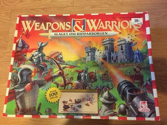 Weapons & Warriors - Slaget om riddarborgen