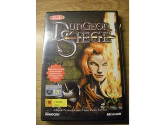 PC-spel: Dungeon Siege