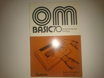 OM BASIC, 70 övningar, ABC 80