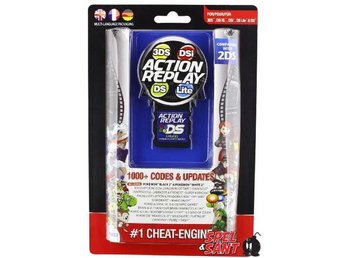 3DS Action Replay