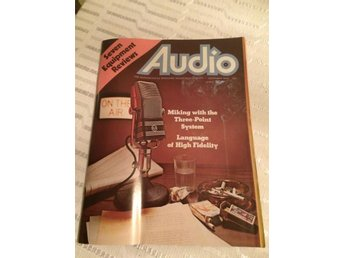 Yamaha CT-7000 Stereo FM Tuner test i Audio dec 1975 - Tullinge - Yamaha CT-7000 Stereo FM Tuner test i Audio dec 1975 - Tullinge