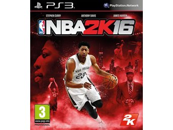 NBA 2K16 Early Tip-Off Edition - Helt nytt till PlayStation 3!!! REA