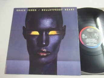 "Grace Jones ""Bulletproof Heart"""