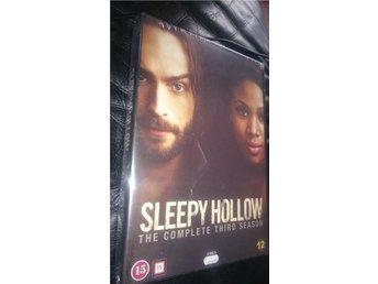 Sleepy Hollow 2016 Season Three 3 DVD Ny - Glommen - Sleepy Hollow 2016 Season Three 3 DVD Ny - Glommen