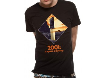 2001 SPACE ODYSSEY - OBELISK (UNISEX)  T-Shirt - Large