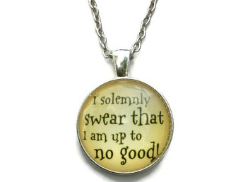 Halsband I Solemnly Swear That I am Up To No Good - Potter