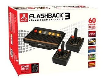 Atari Flashback 3 (60 built in games!)